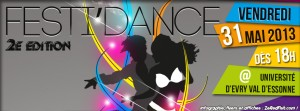 Couverture FaceBook Festi'Dance