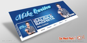 Timeline Facebook Mike Caribea