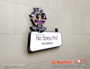 Logo No Stress Pro