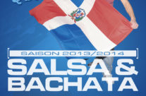 Dépliant cours de Salsa & Bachata