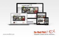 Site internet lafertealais.net