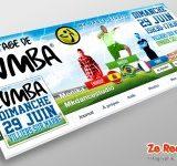Timeline Facebook Zumba